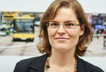 Dagmar Köhler, Communication Manager at Polis